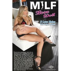 Надувная секс-кукла MILF