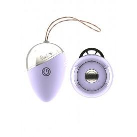 Фиолетовое виброяйцо Isley с пультом ДУ